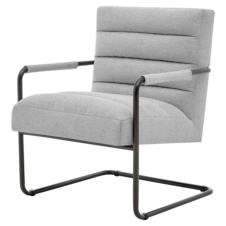 Peyton Fabric Accent Arm Chair 1250022-410 By New Pacific Direct