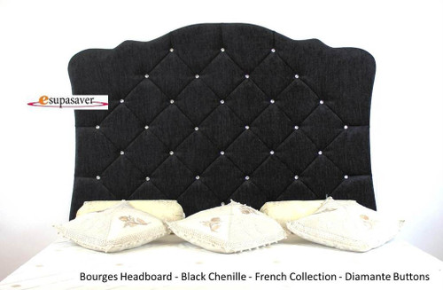 Esupasaver Bourges wall fixing headboard panel
