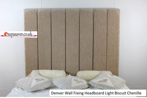Esupasaver Denver wall fixing headboard