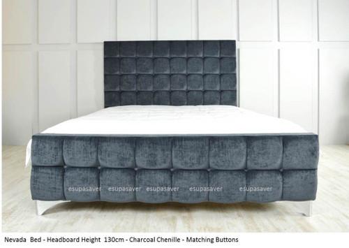 Esupasaver Nevada Upholstered Bed