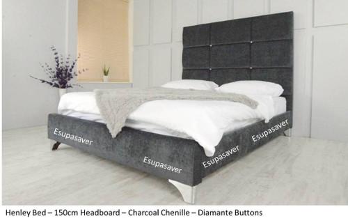 Esupasaver Henley Upholstered Bed