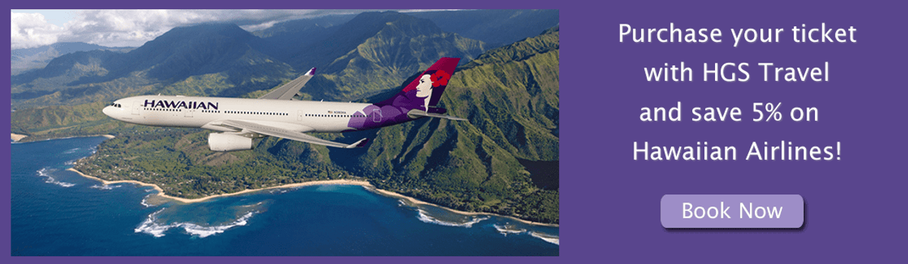 Hawaiian Airlines Discount