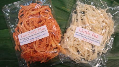 Dried Cuttle Fish 2oz