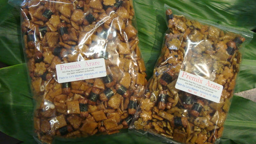 Premix Arare (Rice Crackers) 8oz