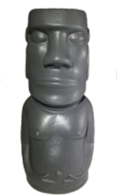 """Tiki Mug """"Easter Island Rongorongo Moai"""" By Flounder"""