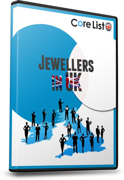 List of Jewellers Database