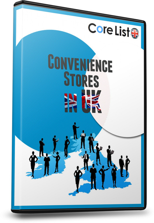 List of Convenience Stores Database