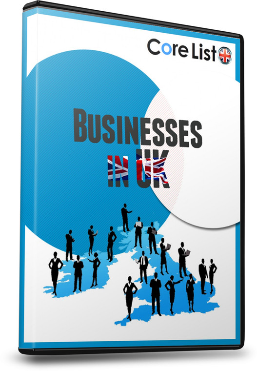 List of Businesses Database