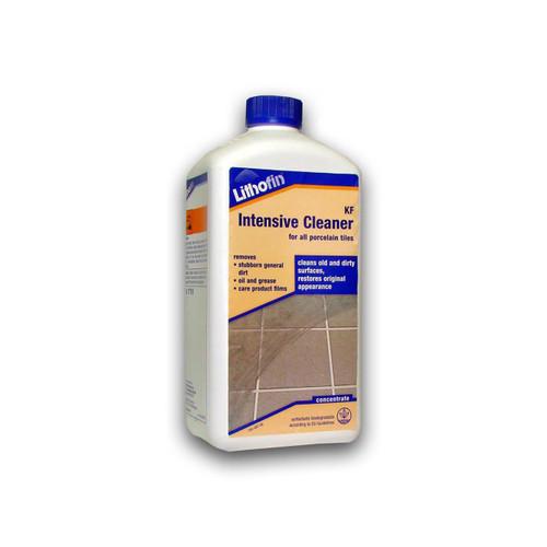 Lithofin KF Intensive Cleaner For Porcelain & Ceramic - 1 Litre
