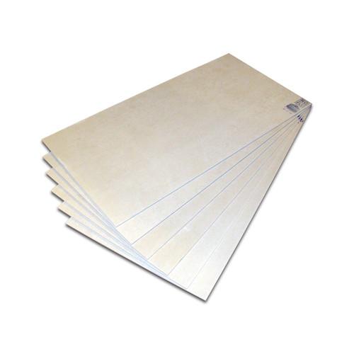 No More Ply 1200x600x6mm Pre-Primed Tile Backer Boards