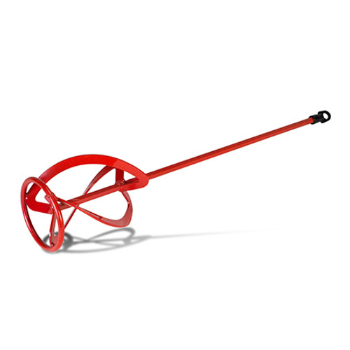 Rubi Mortar Mixer Paddle/Whisk 100mmx400mm-10mm Hex Rod -M100-3H -76946