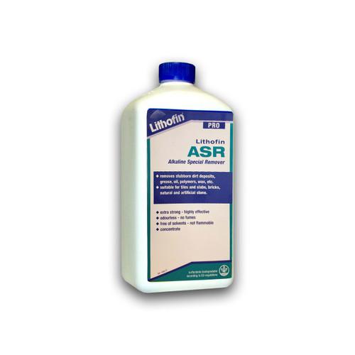 Lithofin ASR PRO - Alkaline Special Remover - 1 Litre