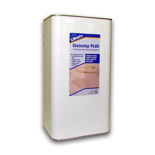 Lithofin MN Stain Stop PLUS Sealer & Colour Intensifier - 5 Litre