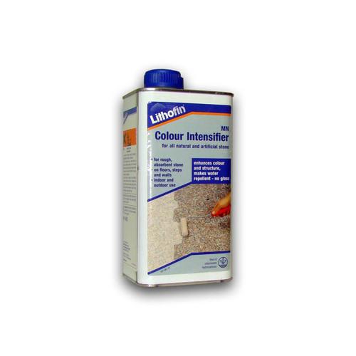 Lithofin MN Colour Intensifier Stone Colour Enhancing Sealer - 1 Litre