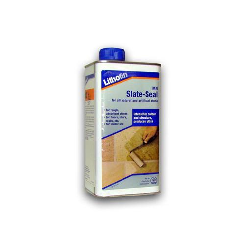 Lithofin MN Slate Seal High Gloss Sealer - 1 Litre