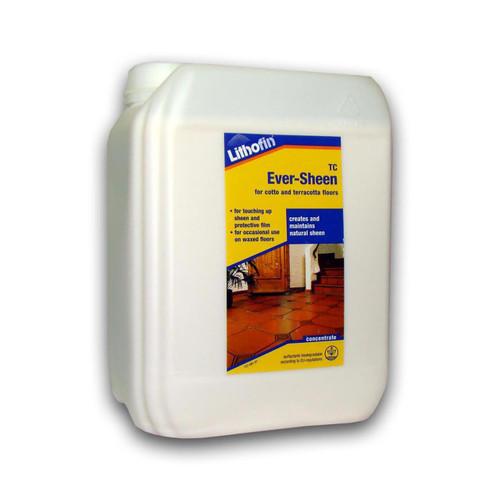 Lithofin TC Ever Sheen For Terracotta - 5 Litre