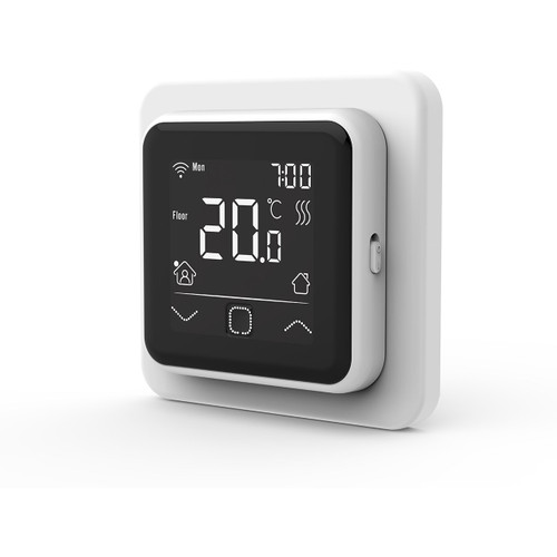 Lava WiFi Enabled SMART Thermostatic Underfloor Heating Controller - White