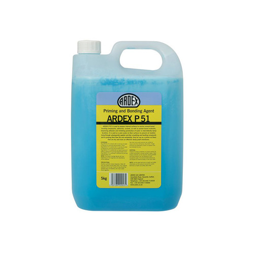 ARDEX P 51 - Concentrated Water-Based Primer and Bonding Agent - 5 Kg