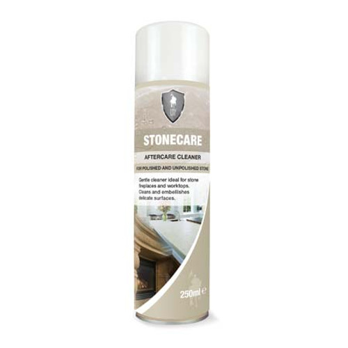 LTP Stonecare 250ml Aerosol - Cleaner for Stone Fireplaces & Worktops