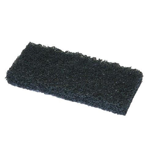 Tile Care Emulsifying Pad For Heavy Scrubbing (Black) 25x11cm