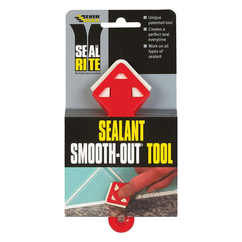 Everbuild Smooth Out Tool - Silicone Smoothing