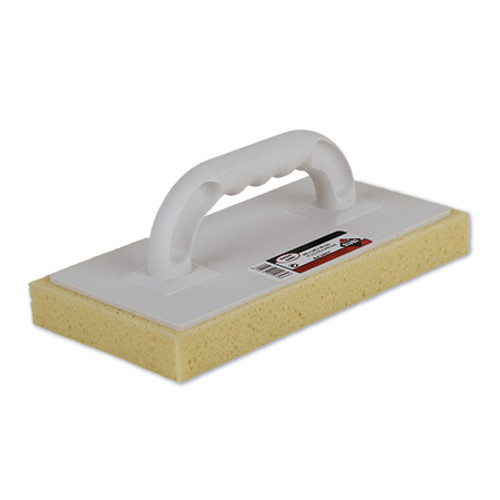 Rubi Tiling / Grout Removal Sponge with handle - 24974
