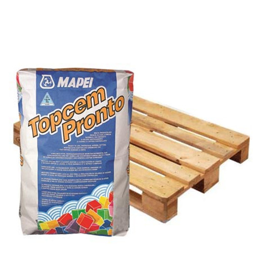 Mapei Topcem Pronto 25Kg - Full Pallet Deal - 40 bags