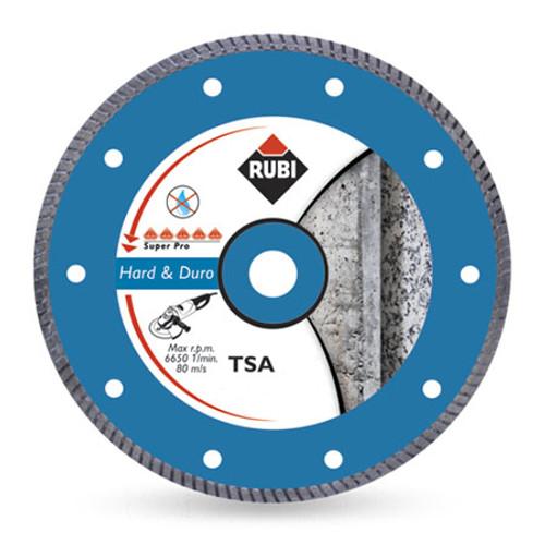 Rubi Hard Materials Turbo Diamond Blade (TSA) - 125mm - 31953