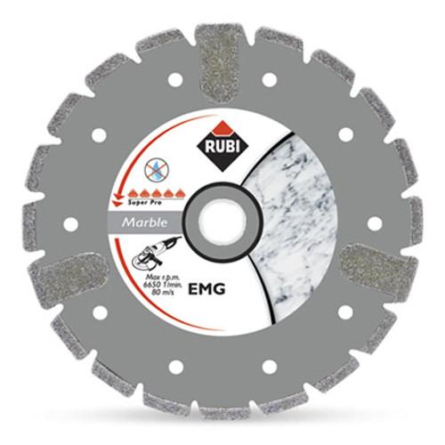 Rubi Marble Electroplated Diamond Stone Blade (EMG) - 115mm - 30995