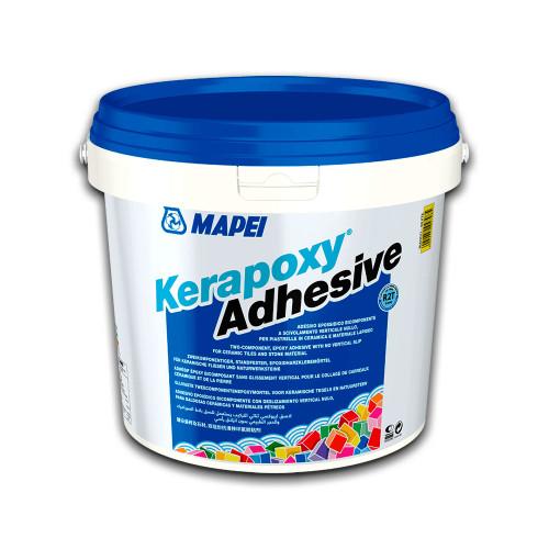 Mapei Kerapoxy Adhesive - Two Component Epoxy Adhesive - Grey (10kg)