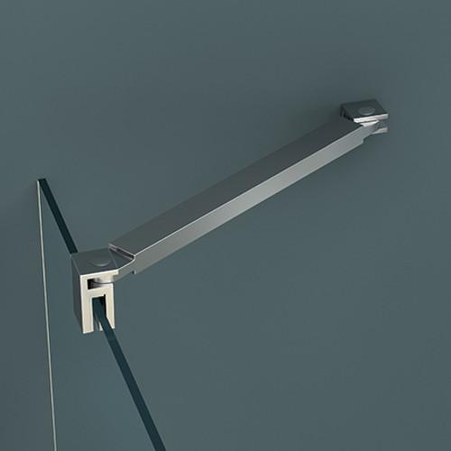 AquaFix Designer Corner Support Glass to Glass & Glass to Wall