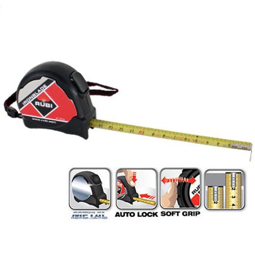 Rubi Ironblade Measuring Tape - (8m x 25mm) - 75905