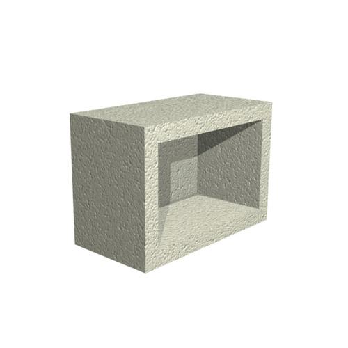AquaFix Waterproof Recessed Storage Unit - 350x240x180mm