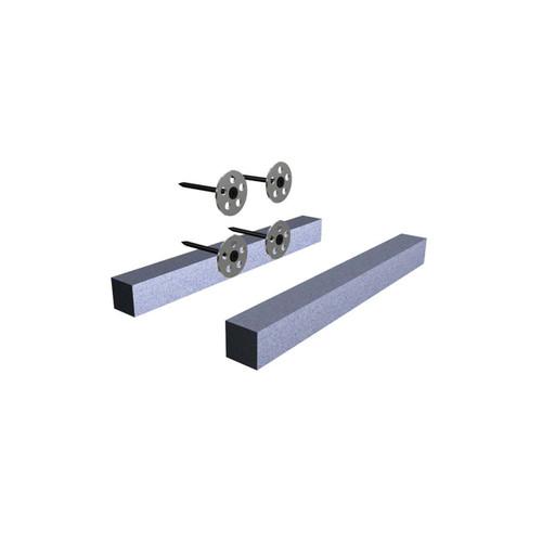 AquaFix Bath Panel Mounting Kit