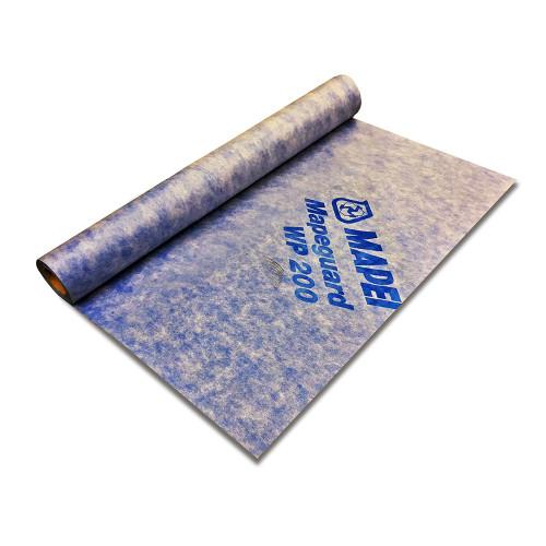Mapei Mapeguard WP200 - Waterproofing & Decoupling Membrane - 30m