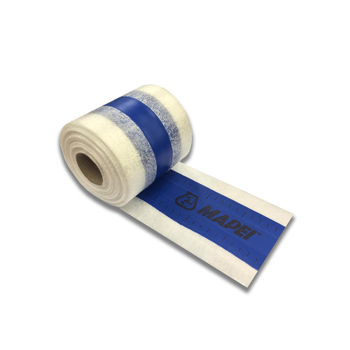Mapei Mapeband - Vapour & Water-Resistant Rubber Tape - 10m x 120mm