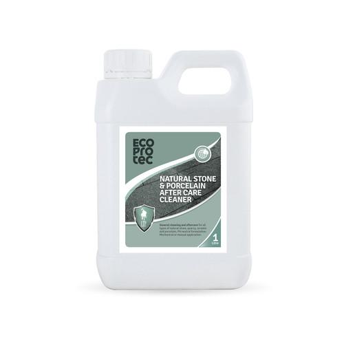 EcoProTec - Natural Stone & Porcelain After Care Cleaner - 1 Litre