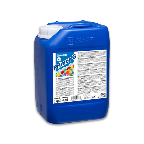 Mapei Primer G - Water Based Synthetic Resin - 5 Litre