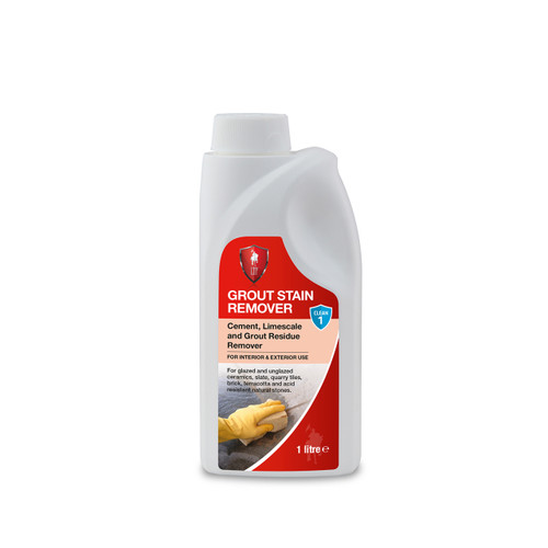 LTP Grout Stain Remover - Cement Limescale Grout Residue Remover 1 Ltr