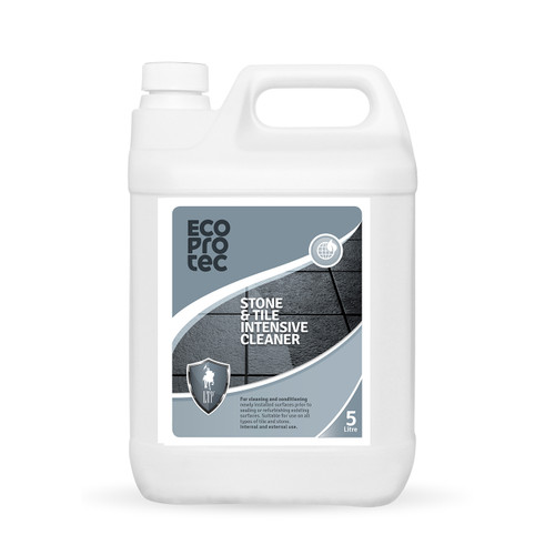 EcoProTec - Stone & Tile Intensive Cleaner - 5 Litre
