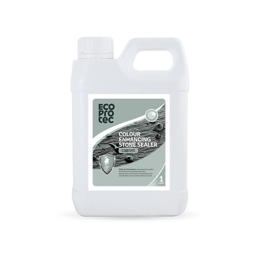 EcoProTec - Colour Enhancing Stone Sealer (Water Based) - 1 Litre