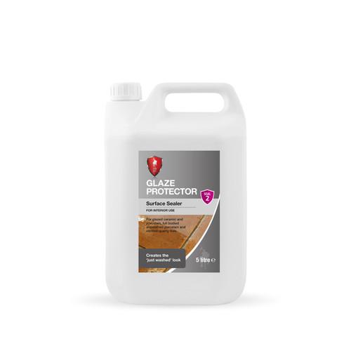 LTP Glaze Protector - Just Washed Look Self Shine Sealer (Interior Use) - 5 Litre