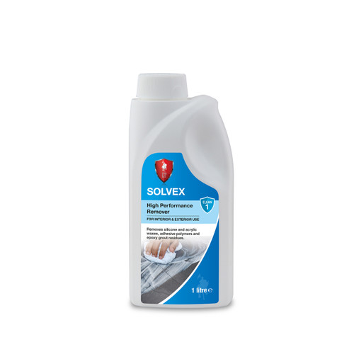LTP Solvex - High Performance Remover - For Waxes & Silicone - 1 Litre
