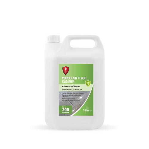 LTP Porcelain Floor Tile Cleaner - Gentle PH Neutral Cleaner - 5 Litre