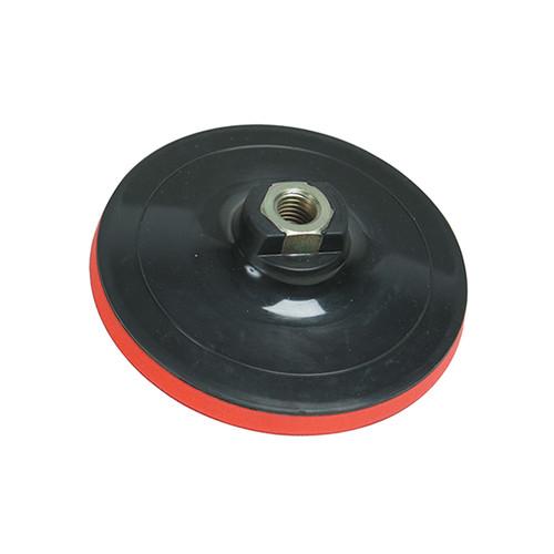 Silverline Hook & Loop Backing Pad (125mm x 10mm) - 427547