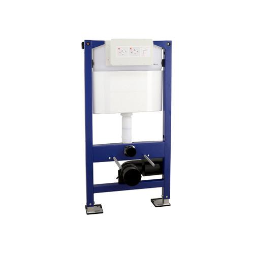 AquaFix WC Wall Mounted Frame 980mm with Dual Flush Cistern