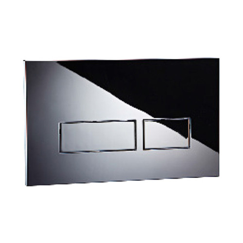 Aquafix WC Press Panels for use with WC Frames - TREND 2 PANEL
