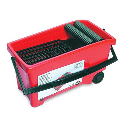 Rubi Rubiclean Grout Cleaning Wash Boy with Wheels 19 litre - 21998