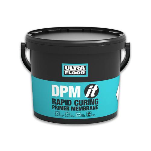 Ultra Floor DPM IT - Rapid Curing Primer Membrane - 5 kg Buckets