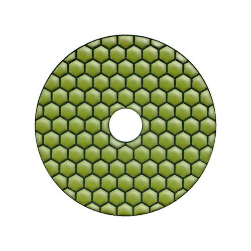 SAIT Diamond Sanding Polishing Disk DV100 D - DRY USE - BUFF Darker Materials